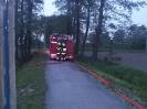 Uszkodzony gazociąg Mnich ul.Rolna - 13.05.14r.