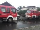 Pożar warsztatu samochodowego Chybie ul.Akacjowa - 04.08.14r.