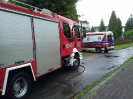 Pożar mieszkania Zaborze ul.Kalinowa - 14.05.14r.