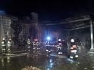 Pożar lakierni samochodowej Mnich ul.Ogrodnicza - 04.06.14r.