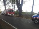 Wypadek Drogowy Chybie ul Cieszyńska - 20.10.14r.