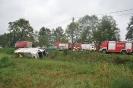 Wypadek Drogowy (tir w rowie) Chybie ul. Bielska 22.10.14r.